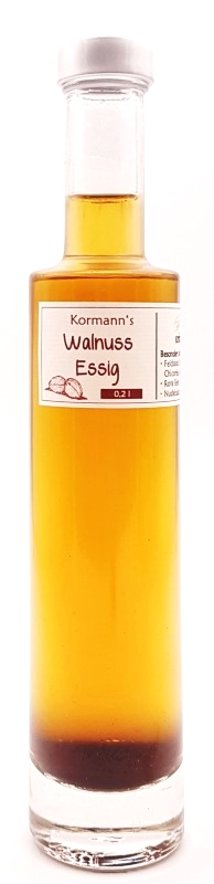 Walnuss Essig 0,2 l